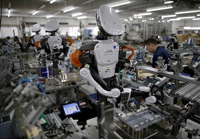 Những điểm nổi bật của mô hình nhà máy thông minh