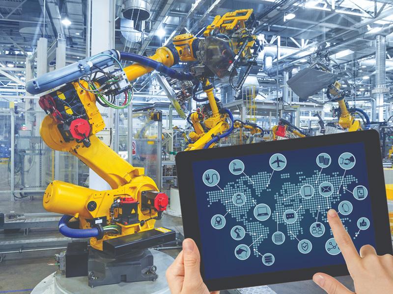 Vai trò của tự động hóa trong nhà máy thông minh?