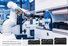 Nhà máy thông minh ứng dụng máy tính công nghiệp Cincoze