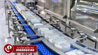 Nhà máy sản xuất ứng dụng máy tính công nghiệp